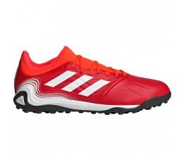 Buty piłkarskie adidas Copa Sense.3 TF czerwone FY6188