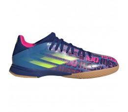 Buty piłkarskie adidas X Speedflow Messi.3 IN Junior FY6901