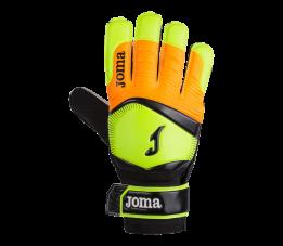 Rękawice bramkarskie Joma Calcio 21 Goalkeeper Fluor Żółte 400682.068